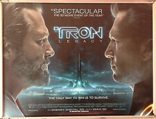Cinema Poster: TRON LEGACY 2010 (Main Quad) Jeff Bridges Garrett Hedlund