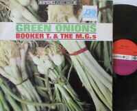 BOOKER T & THE MGs - Green Onions ~ VINYL LP STEREO