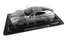 Ex Magazine Aston Martin V12 Vanquish Emballage Blister - 99415 - Modèle Moulé