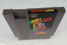 MIGHTY BOMB JACK NES NINTENDO VIDEO GAME CART 3 SCREW TECMO