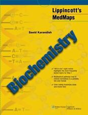 Biochemistry Map (Lippincott's MedMaps), Karandish, Saeid, Acceptable Book
