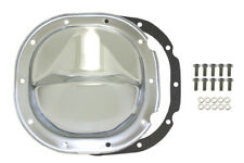 "Ford Chrome 8.8"" Chrome Steel Differential Cover Kit Ranger Mustang F-150 Bronco"