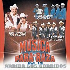 Various Artists : Musica PaLa Raza 13 CD