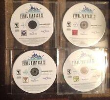 FINAL FANTASY XI (PC, 2003) EXCELLENT CONDITION