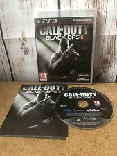 Ps3 - Call Of Duty Black Ops 2 - Same Day Dispatched - Boxed - VGC
