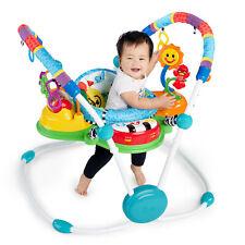 Baby Einstein Be Neighborhood Toddler Activity Jumpers/Music/Toys/Sound  6m+