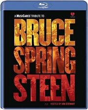 Musicare Tribute to Bruce Springsteen 0888430447196 Blu-ray Region 1