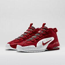 Nike Air Max Penny 1 Retro University Red Size 15. 685153-600 jordan