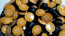 100 x Dolce Gusto Skinny Latte Machiato Coffee Pods Only (No Milk Pods)
