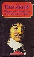 Discours de la méthode / Les passions de l'âme - René Descart - 223207 - 2556332