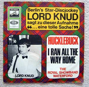 Single / THE ROYAL SHOWBAND WATERFORD / 60er / RARITÄT / HUCKLEBUCK /