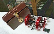 Vintage Abu Garcia Ambassadeur 6000 Fishing Reel 3 Screw Foot Serial # 117407