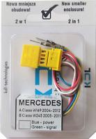Emulatore del Sensore di Presenza del Sedile Adatto Mercedes B W245 2004-2011