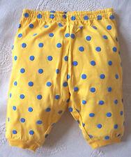 Gepunktete Baby-Hosen für Mädchen aus 100% Baumwolle