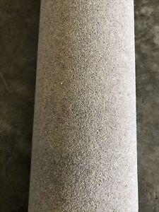 3.25x4m Carpet Remnant 80/20 Wool Tomkinson Twist Ultimate Walnut