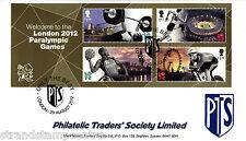 Londra 2012 paraolimpici M / S-PTS ufficiale