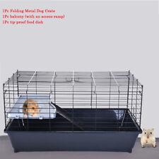Interactive Pet Cage Habitat Dwarf Hamster Guinea Pig Hedgehog Rabbit Rat O6