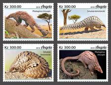 Angola 2019 fauna Pangolins   S202001