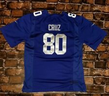 05a5ba624 New York Giants Victor Cruz Nike Stitched Sewn Jersey Size Youth Boys XL