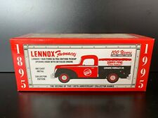 1940 Ford Ultra Edition Pickup Collectors Bank Die Cast Lennox 100 Years