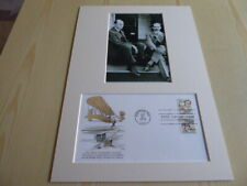 The Wright Brothers First Powered Flight photograph & 1978 USA FDC mount size A4