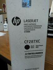 HP LaserJet CF287XC Toner Cartridge 18 000 Pages - Black New Sealed