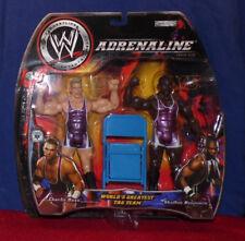 Shelton Benjamin Charlie Hass WWE WCW FIGURE Jakks TNA GFW Smackdown Chad Gable