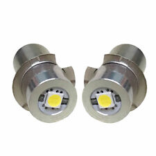 P13.5S LED Upgrade Bulb For Flashlight, PR2 Bulb Replacement 2/3/4 C/D AA Cell