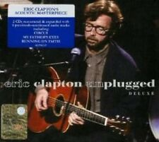 Eric Clapton - Unplugged (Expanded & And Remastered) (NEW 2 x CD)