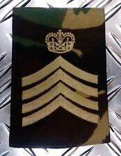 British Army Major DPM Rank Slide / Epaulette - NEW