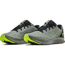 NIB Under Armour 3024137 101 Mens UA SHADOW Training Running GREEN/BLACK Shoes