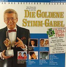 Goldene Stimmgabel (1989) Roy Black, Nicki, Ricky Shayne (Bohlen), Mary.. [2 CD]