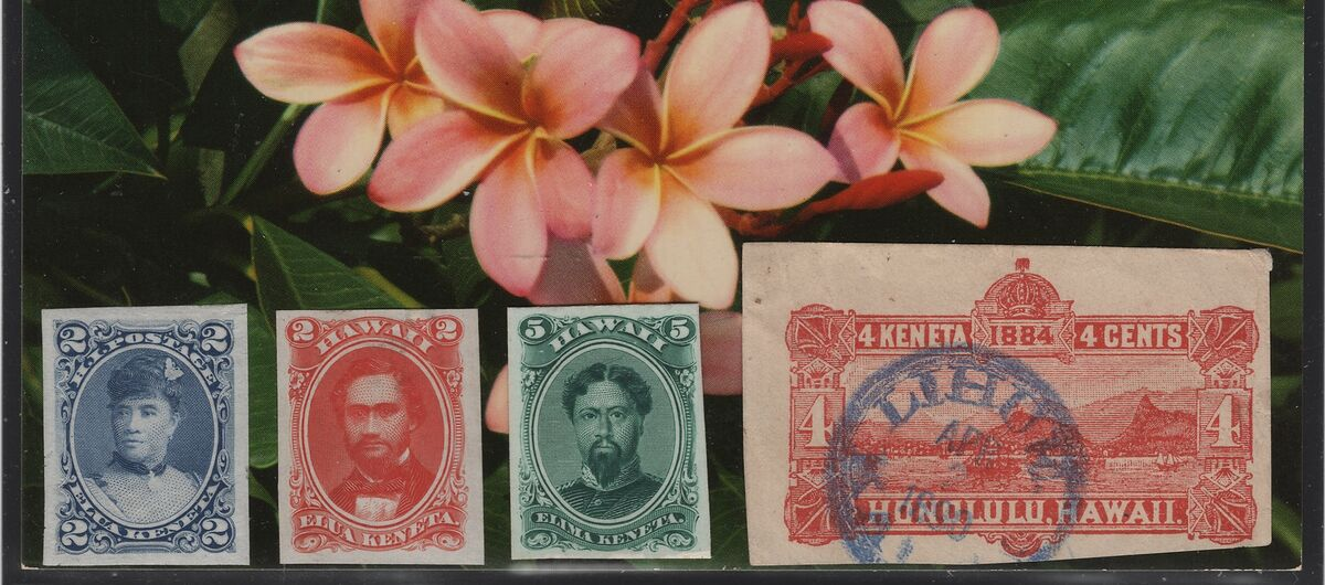 CLASSIC PACIFIC STAMPS