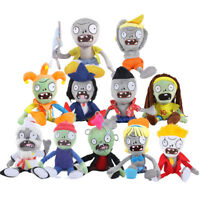 Hot Plants vs Zombies 2 PVZ Figures Plush Baby Stuff Toy Stuffed Soft Doll Gift