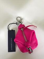 NWT Rebecca Minkoff Julian Backpack Key Fob in Flamingo - $65.00 Retail