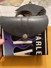 Harley Davidson Recycled Rubber License Plate Purse Hard To Find, EXCELLENT!