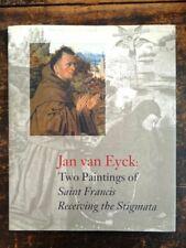Jan Van Eyck: Two Paintings of Saint Francis Receiving The Stigmata