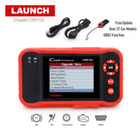LAUNCH CRP123 OBD2 Car Scanner OBDII Code Reader Scan Tool Engine ABS Airbag AT