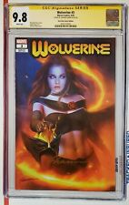 Wolverine #3 CGC 9.8 SS East Side Comics Edition Shannon Maer Sig Variant Cover