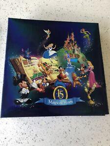 Official Disney 15 Years Of Magic Photo Album 200 Photos