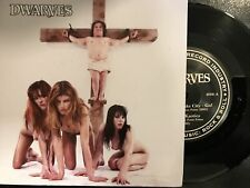 "Dwarves – Salt Lake City 7"" Single 2004 Greedy – SFTRI 737 EX"