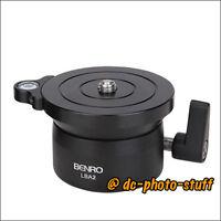 Benro LBA2 Levelling Base Platform for B1 B2 B3 Ball Head PC0 PC1 Panoramic Head