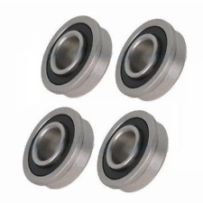 Four Precision Sealed Flanged 1-3/8