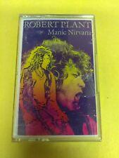 ROBERT PLANT Manic Nirvana 7913364 Cassette Tape