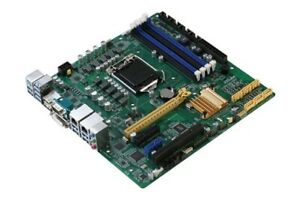 AAEON IMBM-Q170A Motherboard MicroATX LGA1151 Socket 1151 Intel G3460 HDMI DDR4