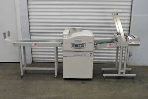PSI LM3655 (OKI C9850P) High Speed Envelope Printer with feeder and conveyor