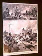 Ribellione Corazzata Knjaz' Potëmkin Tavričeskij 1905 Odessa Ferrovia S. Giorgio