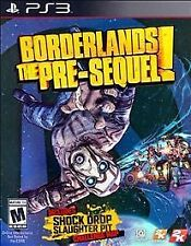 Borderlands: The Pre-Sequel (Sony PlayStation 3, 2014) NEW Sealed
