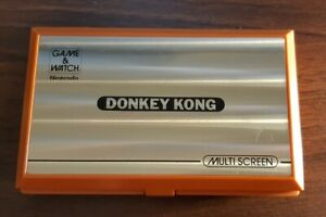 Nintendo Game & Watch Donkey Kong