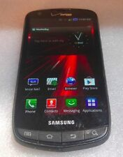 Samsung Droid Charge (SCH-i510) 2GB - Verizon - Fair Condition - Works